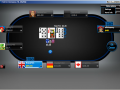 888 Poker Screenshot Table