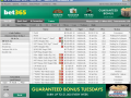 Bet365 Poker Screenshot Lobby