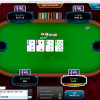 Full Tilt Poker Screenshot Table