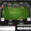 Titan Poker Screenshot Table