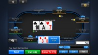 888 Poker Mobile - Table