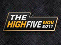 Americas Cardroom High Five