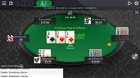 BetOnline Poker Mobile - Poker Table