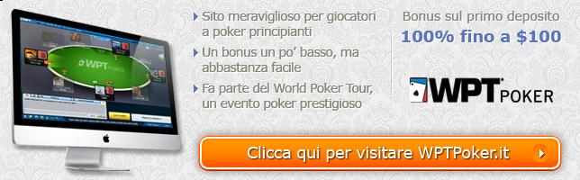 Offerta Bonus di Party Poker