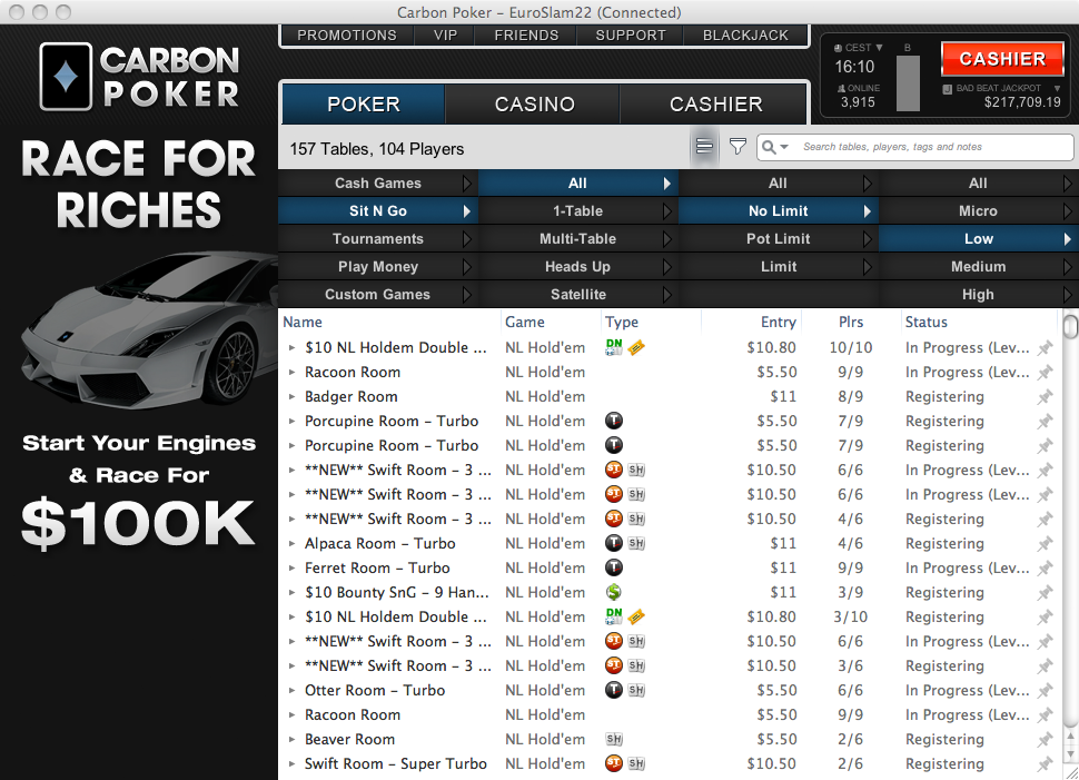 Carbon Poker Mac ★ Download Carbon Poker for Mac, iMac and MacBook