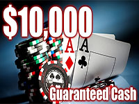 ClubWPT $10,000 Guaranteed Tournament