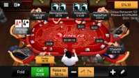 PKR Poker Mobile - Poker Table