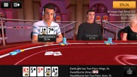 PKR Poker Mobile - Vista Tavola a Prima Persona