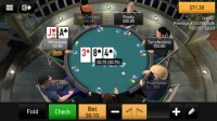 PKR Poker Mobile - Round Table