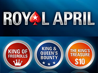 PokerStars Royal April