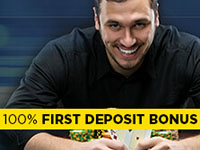 SportsBetting Poker First Deposit Bonus